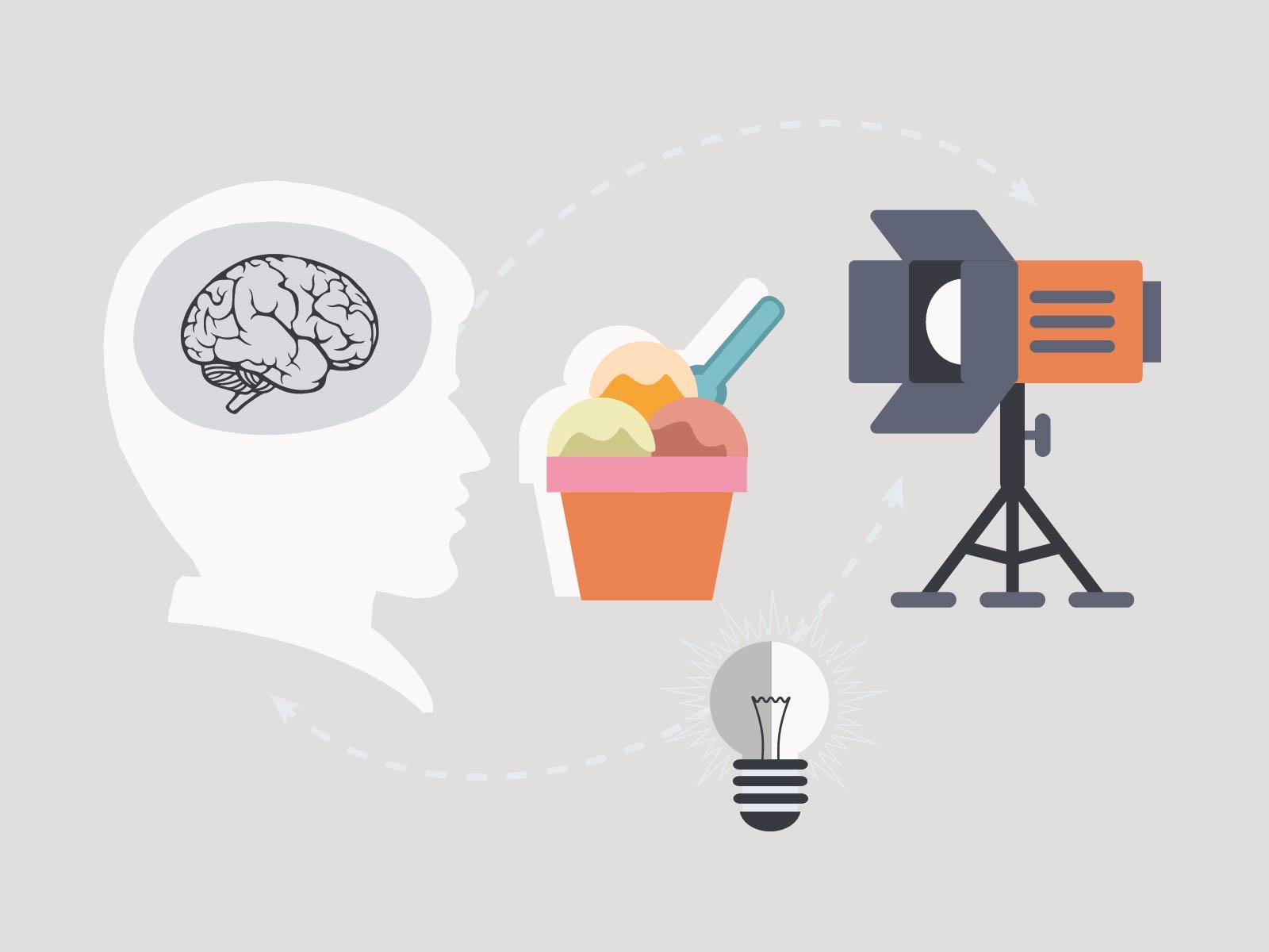 Show gelato e percorsi sensoriali