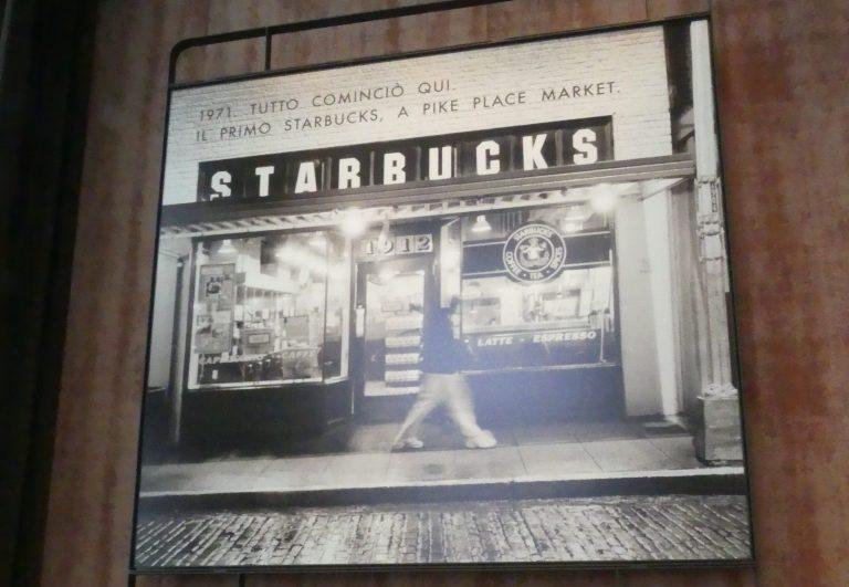 starbucks primo negozio