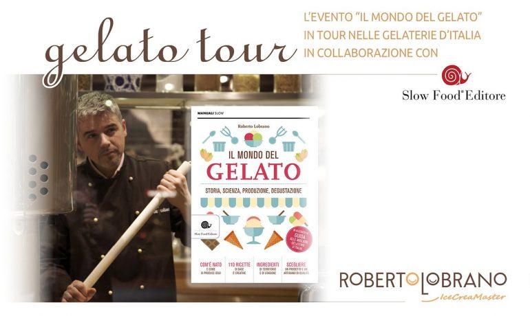 Il Tour del Mondo del gelato con Slow Food Editore