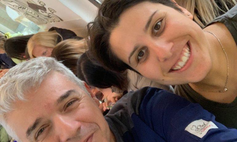 Tappa di Orbassano del Tour il mondo del gelato