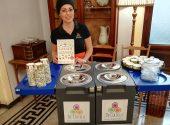 Tappa numero 9 alla gelateria De Coltelli di Pisa