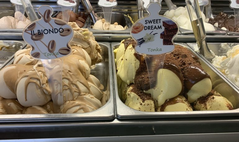 I parametri dell'analisi sensoriale del gelato