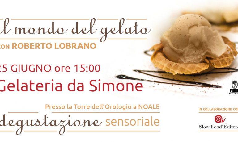 Anteprima del Tour di Analisi sensoriale del gelato a Noale (Veneto)
